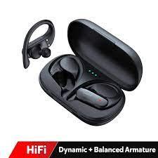 DACOM Vận Động Viên TWS Pro Hybrid Driver HiFi Tai Nghe Nhét Tai Bluetooth  Thật Không Dây Tai Nghe Nhét Tai IPX5 Thể Thao Tai Nghe Móc Tai Dành Cho  Điện Thoại