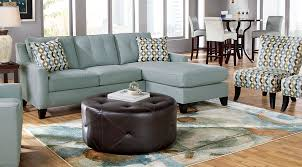 light blue furniture. Delighful Light Cindy Crawford Living Room Set Light Blue Tufted Sectional With And  Brown Accent Pillows Matching Chairs A On Blue Furniture