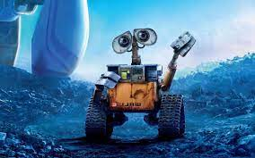 HQ Wall·E pictures