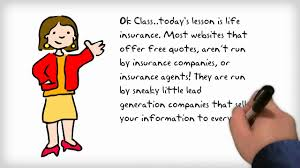 why you need to fill out a life insurance quote comparison form