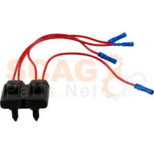 scag fuses scagparts net fuse conversion double wire assembly 483642