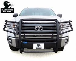 Awesome Awesome Fits 2007-2018 Toyota Tundra Black Grille Brush ...