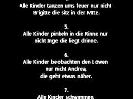 Ale Kinder Sprüche Youtube