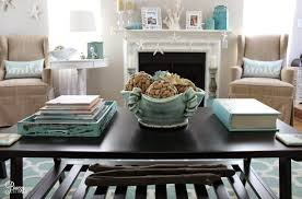 coastal chic furniture. Beach Chic Decor Living Room Coastal Cottage Home Tour With Breezy Design Fox On Furniture