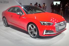new car release 2016 ukNew Audi A5 revealed ahead of November 2016 release  Auto Express