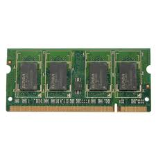 which early dimm form factor applied to laptops 1gb ddr2 pc2 5300 5300u ddr2 667 mhz 200 pin laptop dimm memory ram