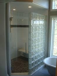 Glass Block Window In Shower glass block shower maintenance tips seattle glass block 5941 by xevi.us