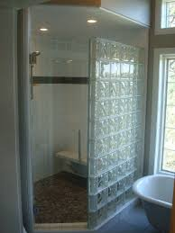 rapid city south dakota glass block shower remodel