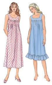 Nightgown Pattern