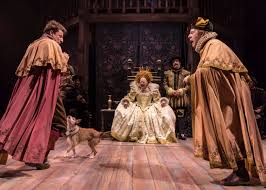 theater review shakespeare in love chicago shakespeare  of course since the course of true love never did run true obstacles perhaps too many must be erected violet is engaged to lord wessex dennis grimes