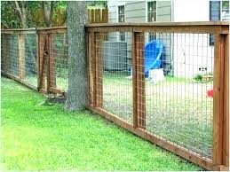 dog fence welded wire hog best a purchase invisible s cost diy indoor invis