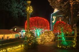 Miami Christmas Lights Tour Holiday Travel Portland Hosts The Festival Of Lights With