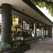 The Joneses La Furniture in Los Angeles Ca