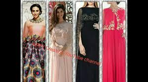 Captop Dress Design Latest Designer Cap Dress 2017 Eid Special Collection Latest Gown Design