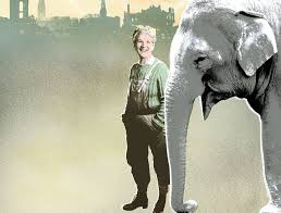 an elephant in the garden at bristol old vic studio photo farrows creative