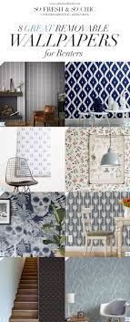 Cool Temporary Wallpaper For Apartments Images Decoration Inspiration ...