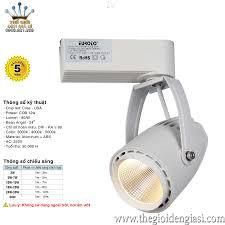 Đèn Ngồi Pha Led 12W Euroto FN083