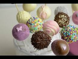 Cake Balls Decorating Ideas Unique Cake Pops Decorating Ideas For Birthday Party YouTube