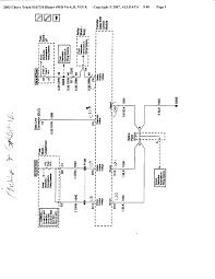 1996 s10 blazer wiring schematics 2001 Chevy Blazer Wiring Diagrams 2001 Chevy S10 Wiring Diagram
