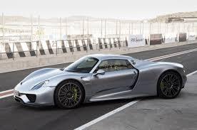 2015 Porsche 918 Spyder - Information and photos - ZombieDrive