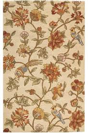 lals on clearance pottery barn bird fl rug