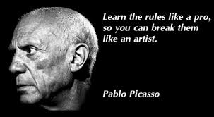 Pablo Picasso Quotes Magnificent Pablo Picasso Quote Quote Number 48 Picture Quotes