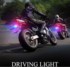 high power led motorcycle lamp car diy decorative led flash light strobe warning eagle eye 12v