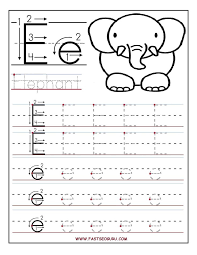 Learn Your Letters Worksheets Worksheets for all   Download and ...