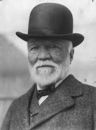 andrew carnegie biography of the king of steel