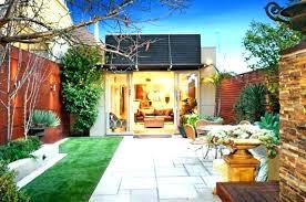 Modern Backyard Design Property Interesting Inspiration Design