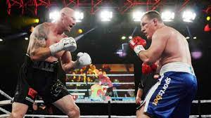 Was Paul Gallen vs Barry Hall bad for ...