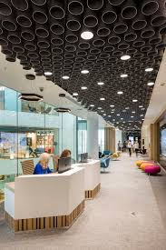 Office ceilings Gypsum Creative Office Ceiling With Office Ceilings Creative On Throughout 26 Best Metal Pinterest Creative Office Ceiling With Office Brilliant 16625