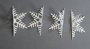 paper snowflakes 3d how to make 3d paper snowflake ornaments