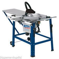 circular saw table mount. scheppach hs120 table saw , circular 240v new 315mm tilting arbor circular saw table mount