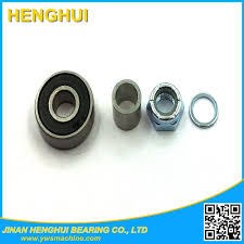skateboard bearing spacer. 8mm spacer axle nut washer skateboard skating skate bearing 8*22*7mm e