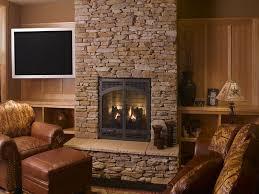 diy stone fireplace surround designs