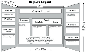 Science Fair Project Labels Printable Science Project Board Labels 5 Easy Science Fair Projects