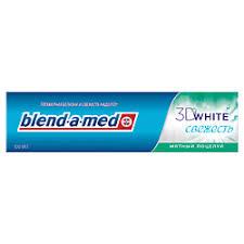 Средства ухода за полостью рта <b>BLEND</b>-A-<b>MED Зубная паста 3D</b> ...