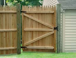 fence gate design fence fence gate design on wooden