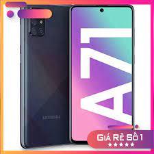 Nóng Bỏng Tay] Điện thoại Samsung Galaxy A71 - bảo hành 1 năm