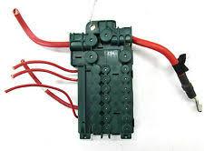 bmw e fuse box 1997 2001 bmw 740i e38 oem trunk fuse box voltage regulator fits bmw