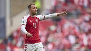 Christian Eriksen has spoken to Denmark ...