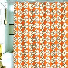 grey orange shower curtain burnt orange shower curtain exciting and turquoise shower curtain orange and grey grey orange shower curtain
