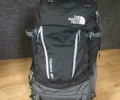 North Face Terra 50 Size Chart Tag North Face Terra 50