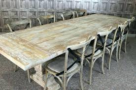 whitewash kitchen table diy white distressed wonderful large limed elm dining washed t