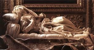ludovica albertoni marble by gian lorenzo bernini  beata ludovica albertoni marble by gian lorenzo bernini 1598 1680