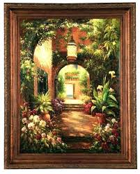 tuscan framed wall art full size of wall style wall art large wall art framed art