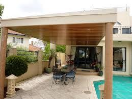 Flat Roof Patio Design Ideas