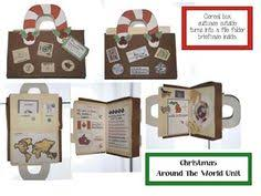 Christmas  Glittering MuffinsChristmas Around The World Crafts For Preschoolers