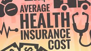 Average Life Insurance Rates By Age Chart What Is The Average Health Insurance Cost By Age And State
